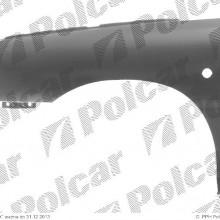 błotnik przedni KIA RIO (DC), 08.2000 - 12.2002